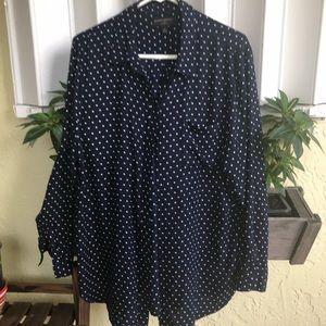 Banana Republic shirt Size XL